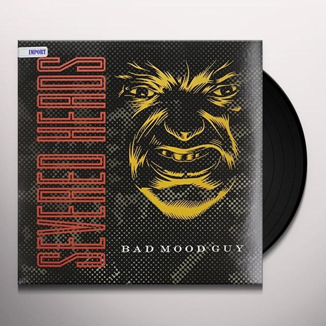 Severed Heads BAD MOOD GUY Vinyl Record