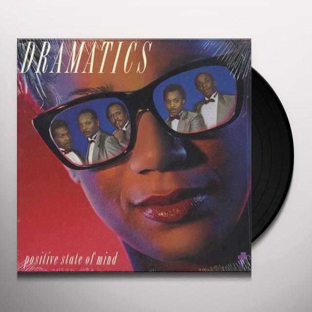 Dramatics POSITIVE STATE OF MIND Vinyl Record