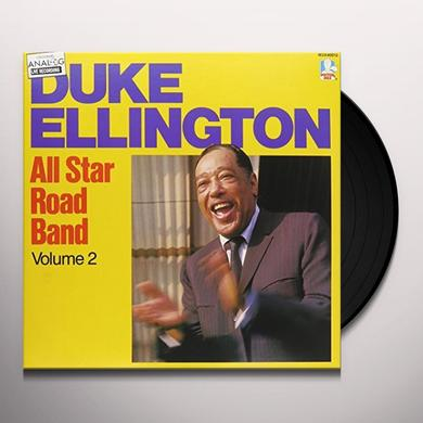 Duke Ellington ALL STAR ROAD BAND V.2 (MOOD INDIGO, SATIN DOLL) Vinyl Record