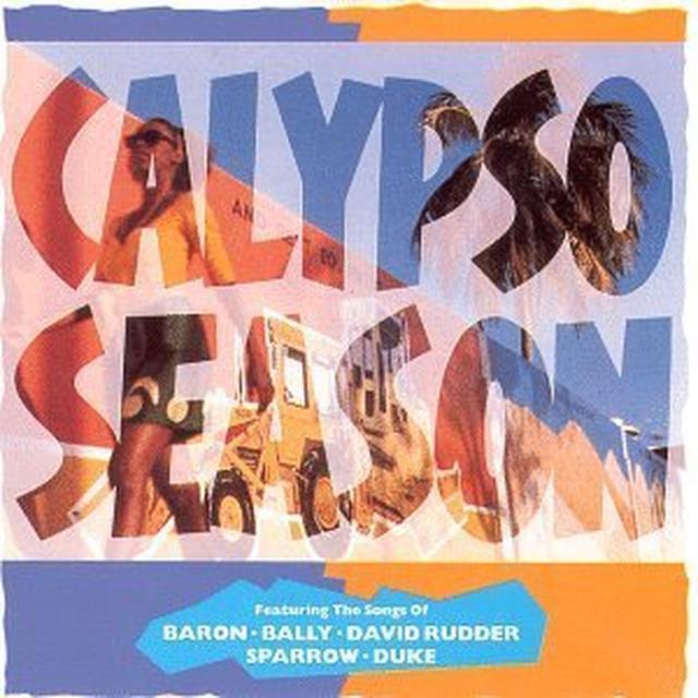 CALYPSO SEASON / VARIOUS Vinyl Record