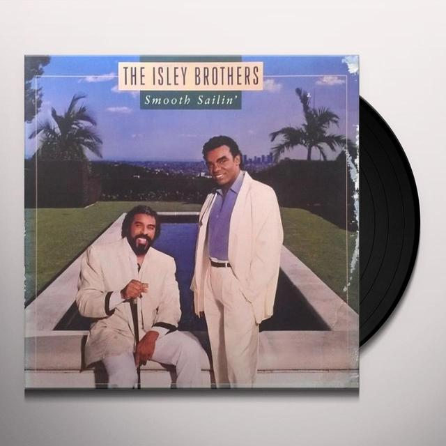 The Isley Brothers SMOOTH SAILIN' Vinyl Record