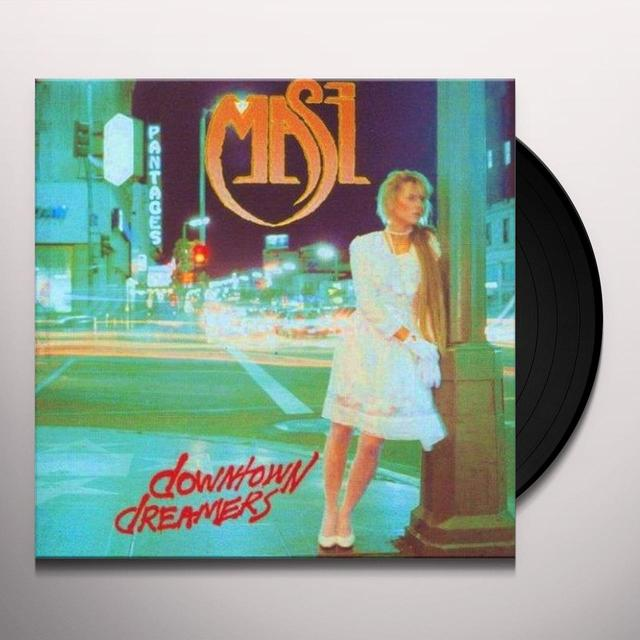 MASI DOWNTOWN DREAMERS Vinyl Record