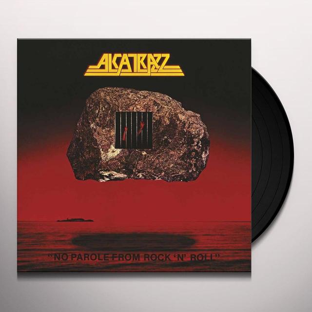 Alcatrazz NO PAROLE FROM ROCK N ROLL Vinyl Record - Gatefold Sleeve