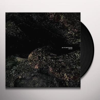 GAS VS LINO PUGLIESE SPLIT Vinyl Record