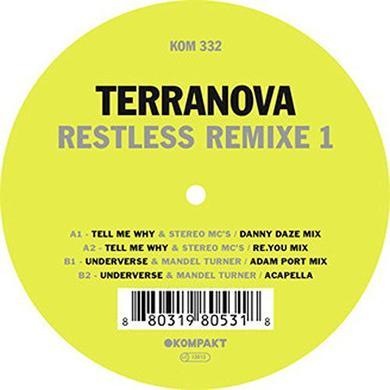 Terranova RESTLESS REMIXE 1 Vinyl Record