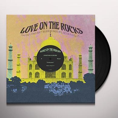 Jonathan Kusuma UNDERPASS Vinyl Record