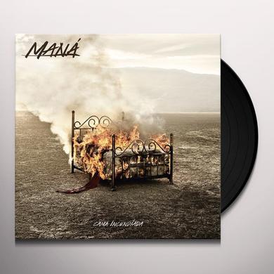 Mana CAMA INCENDIADA Vinyl Record