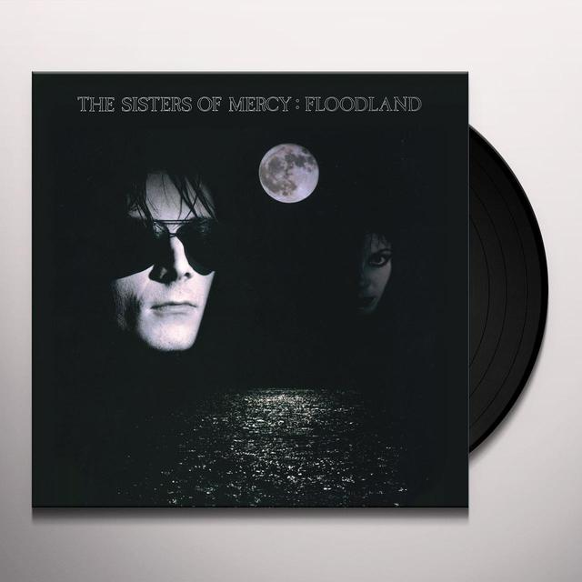 Sisters Of Mercy FLOODLAND ERA COLLECTION Vinyl Record - 180 Gram Pressing