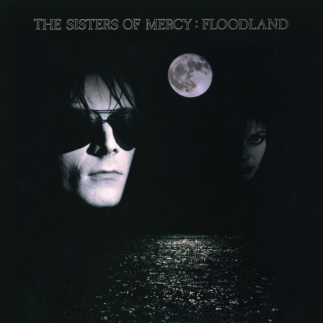 Sisters Of Mercy FLOODLAND ERA COLLECTION Vinyl Record
