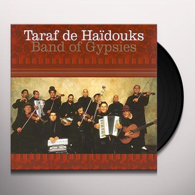 Taraf de Haidouks BAND OF GYPSIES Vinyl Record - 180 Gram Pressing, UK Import