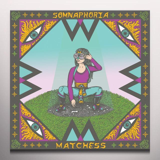 Matchess SOMNAPHORIA Vinyl Record - Colored Vinyl, Canada Import
