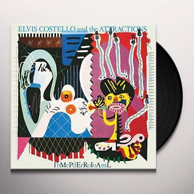 Elvis Costello IMPERIAL BEDROOM Vinyl Record - UK Import