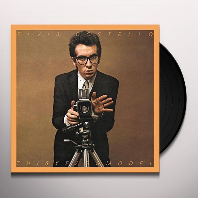 Elvis Costello THIS YEAR'S MODEL Vinyl Record - UK Import