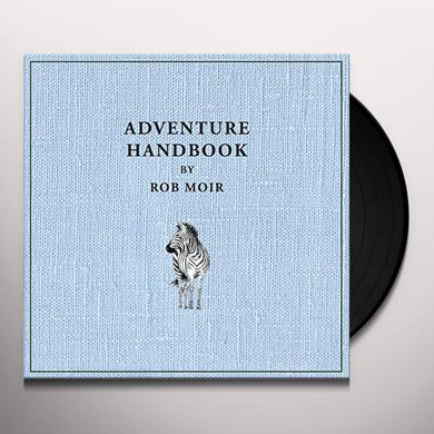 Rob Moir ADVENTURE HANDBOOK Vinyl Record