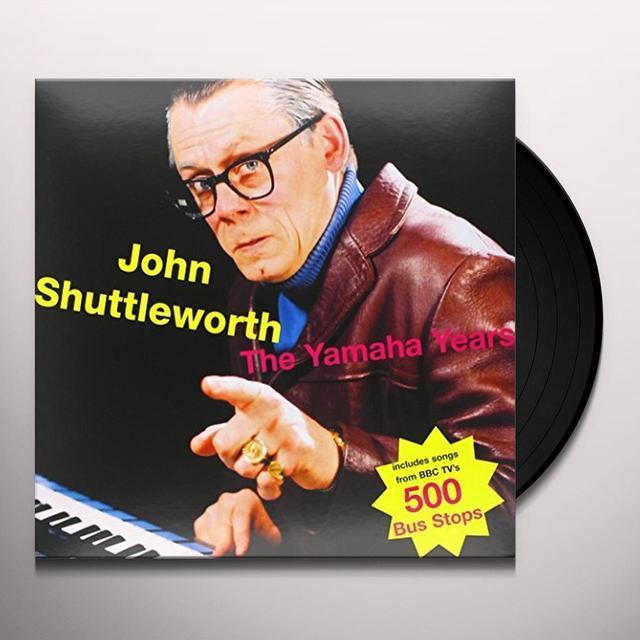 John Shuttleworth YAMAHA YEARS Vinyl Record - UK Import