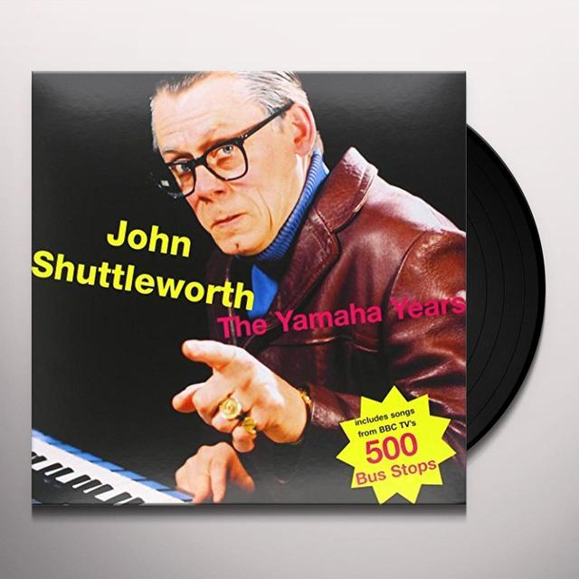 John Shuttleworth YAMAHA YEARS Vinyl Record