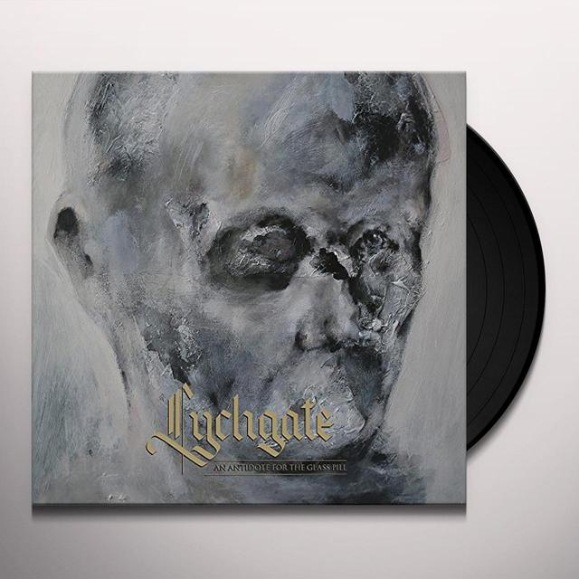 LYCHGATE AN ANTIDOTE FOR THE GLASS PILL Vinyl Record - UK Release