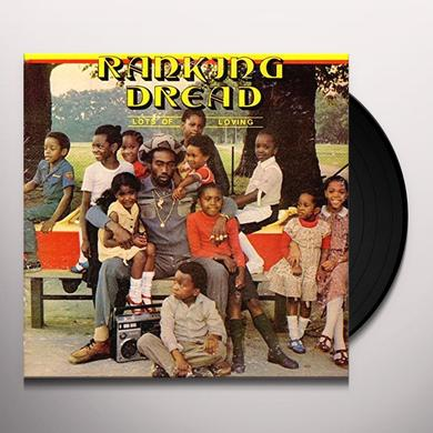 Ranking Dread LOTS OF LOVING Vinyl Record - Canada Import