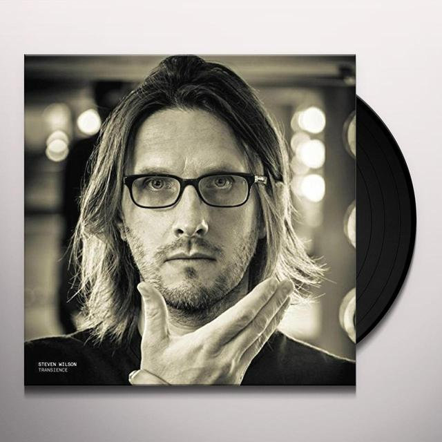 Steven Wilson TRANSIENCE Vinyl Record - UK Import