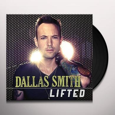 Dallas Smith LIFTED Vinyl Record