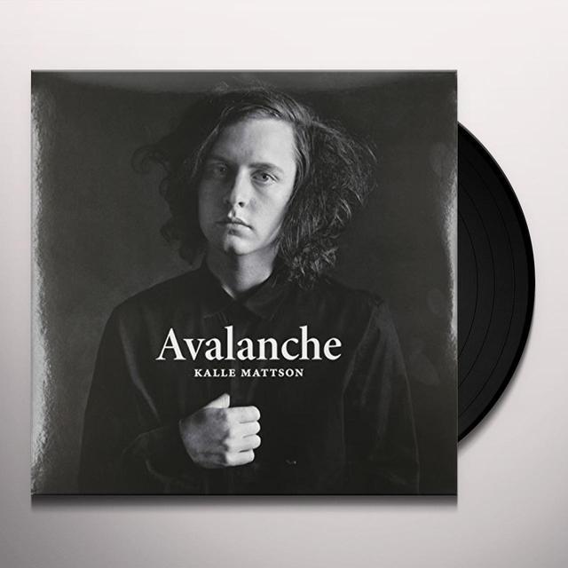 Kalle Mattson AVALANCHE Vinyl Record