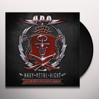 U.D.O. NAVY METAL NIGHT (GER) Vinyl Record