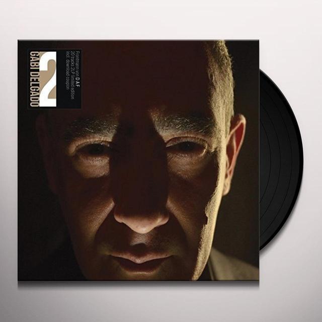 Gabi Delgado 2 Vinyl Record - UK Release