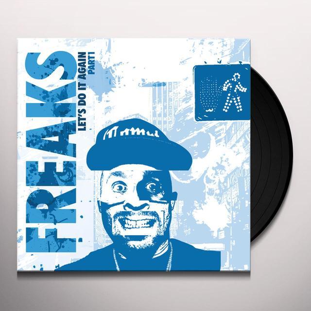 Freaks LETAES DO IT AGAIN PART 1 Vinyl Record - Canada Import