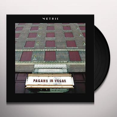 Metric PAGANS IN VEGAS Vinyl Record - UK Import