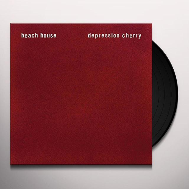 Beach House DEPRESSION CHERRY Vinyl Record - UK Import