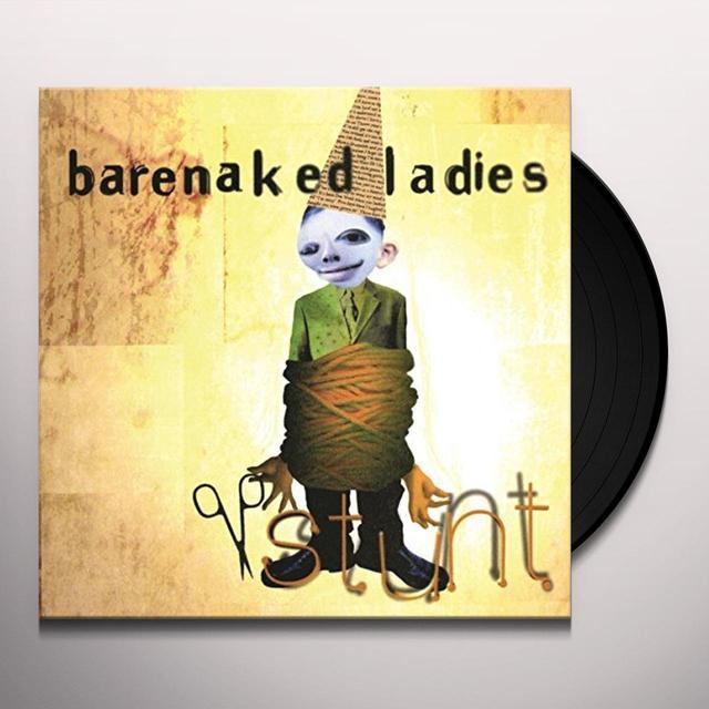 Barenaked Ladies STUNT Vinyl Record - Portugal Import