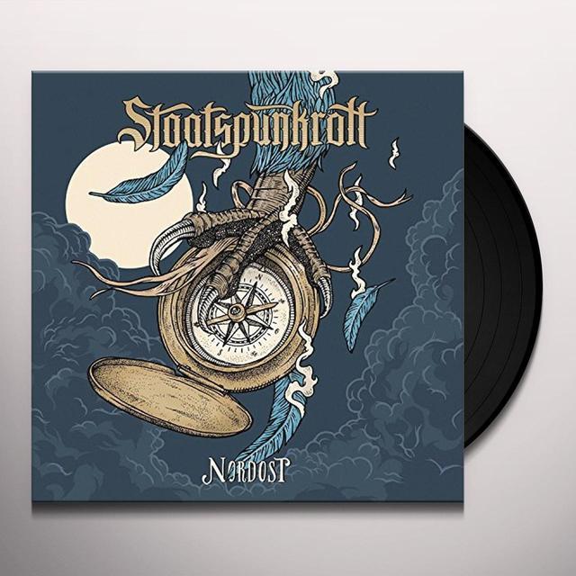 STAATSPUNKROTT NORDOST Vinyl Record - Holland Import
