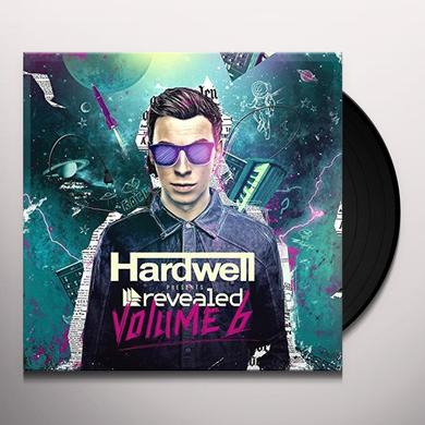 Hardwell REVEALED 6 Vinyl Record - Holland Import