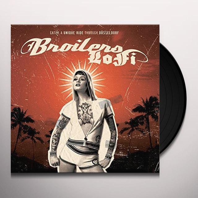 BROILERS LOFI Vinyl Record - Holland Import