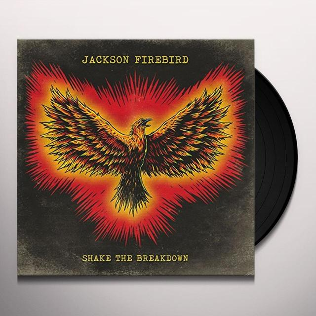 Jackson Firebird SHAKE THE BREAKDOWN Vinyl Record