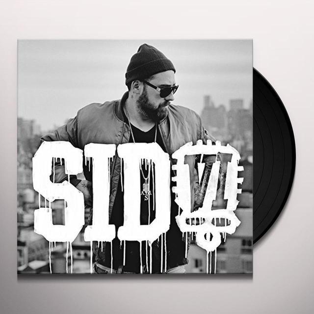 Sido VI Vinyl Record - Holland Import
