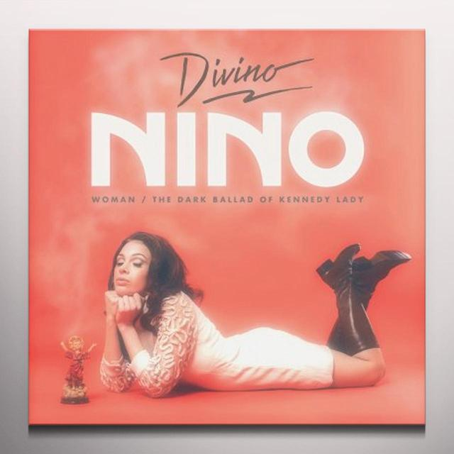 DIVINO NINO WOMAN Vinyl Record - Limited Edition, White Vinyl