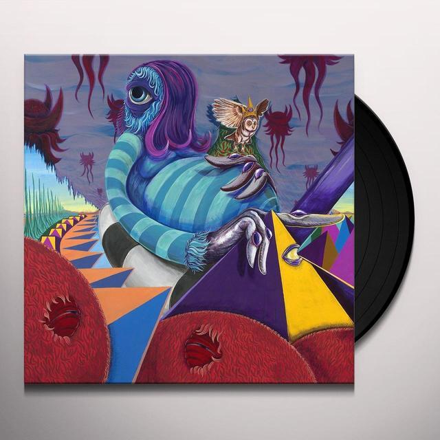 OSCILLATOR BUG BUSTS OF THE MILLION Vinyl Record