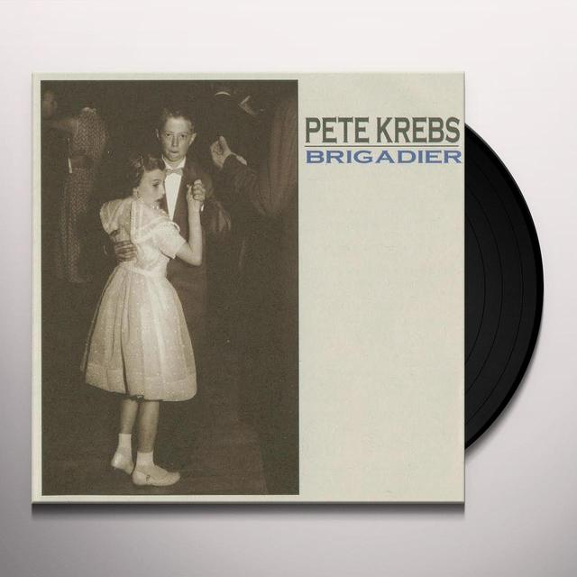 Pete Krebs BRIGADIER Vinyl Record - Limited Edition