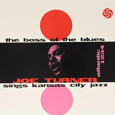 Big Joe Turner BOSS OF THE BLUES Vinyl Record