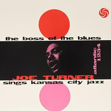 Big Joe Turner BOSS OF THE BLUES Vinyl Record