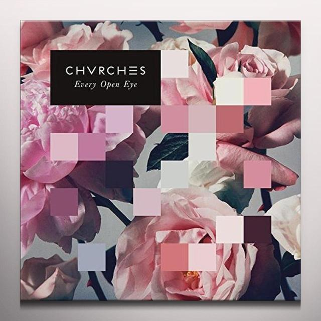 Chvrches EVERY OPEN EYE  (HK) Vinyl Record - Colored Vinyl
