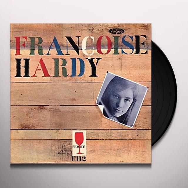 Françoise Hardy MON AMIE LA ROSE Vinyl Record