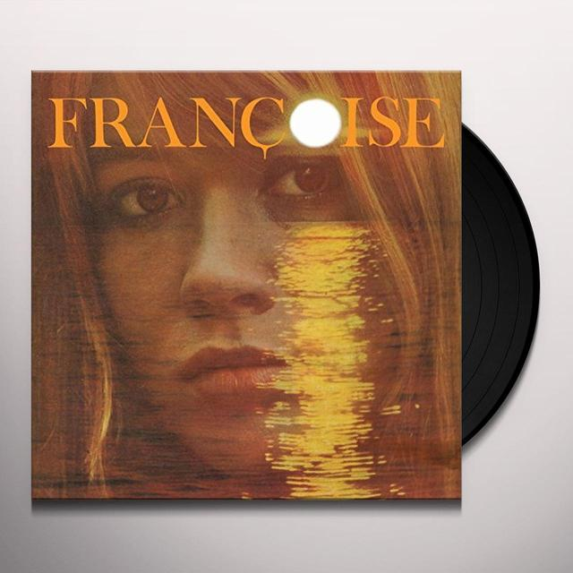 Françoise Hardy LA MAISON OU J'AI GRANDI Vinyl Record