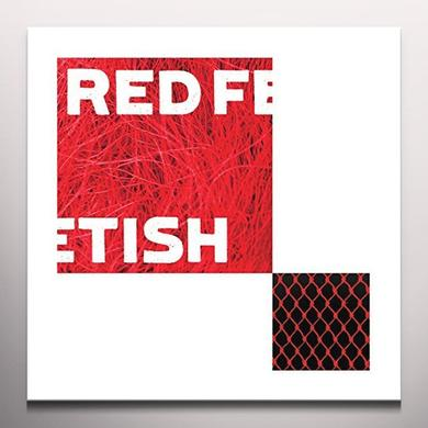 RED FETISH DERANGEMENT OF SYNAPSES Vinyl Record