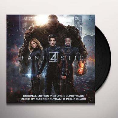 Marco Beltrami & Philip Glass FANTASTIC FOUR / O.S.T. Vinyl Record