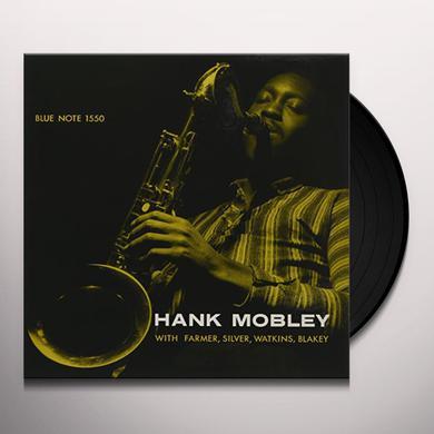 Hank Mobley QUINTET Vinyl Record