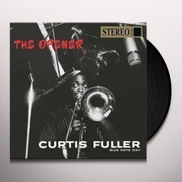 Curtis Fuller OPENER Vinyl Record