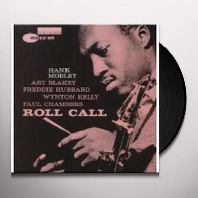 Hank Mobley ROLL CALL Vinyl Record - Gatefold Sleeve, Limited Edition, 180 Gram Pressing, Remastered