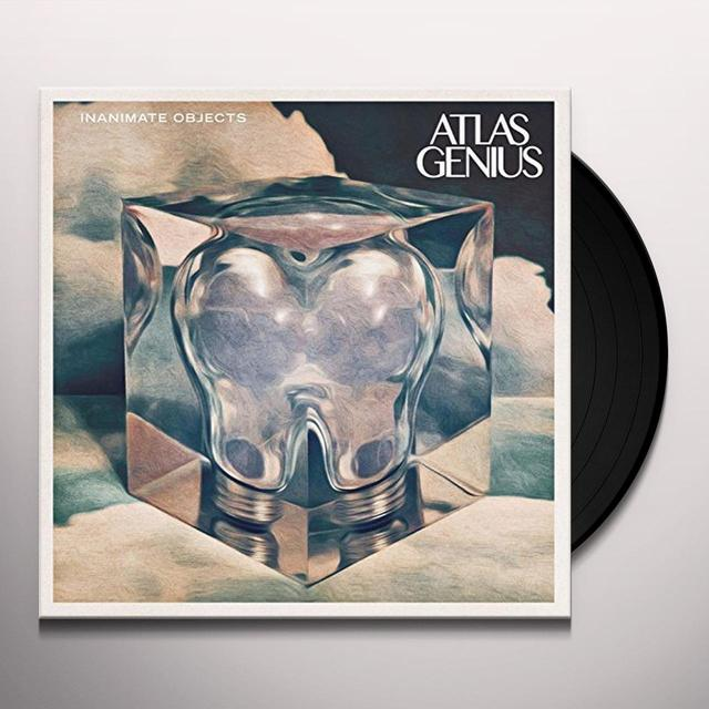Atlas Genius INANIMATE OBJECTS Vinyl Record